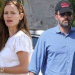 JENNIFER GARNER Is Off to Church on SUNDAY! image