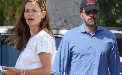 Ben Affleck and Jennifer Garner OFFICIALLY File For Divorce!