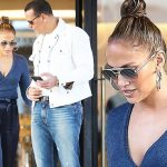JENNIFER LOPEZ Carries Personalized 'JLO' Bag by Valentino to the GYM! image