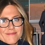 So FUN: Jennifer Aniston Promotes Her OFFICE CHRISTMAS PARTY image