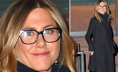 BOUNCING BACK: Jennifer Aniston is Returning to TV as a Superhero!…Actress Admits to Friend Chelsea Handler on CHELSEA