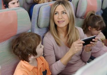 FLYING HIGH: Jennifer Aniston's Cute New Emirates Ad Shows Her Love For Kids!