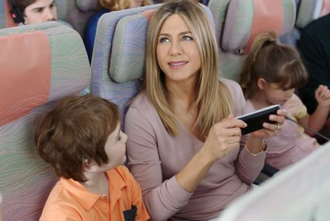 FLYING HIGH: Jennifer Aniston's Cute New Emirates Ad Shows Her Love For Kids! image