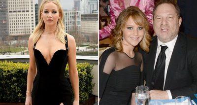 Jennifer Lawrence Exits Hotel in LONDON!