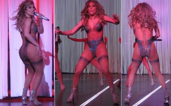 Jennifer Lopez Does Sexy Dance Battle on Jimmy Fallon