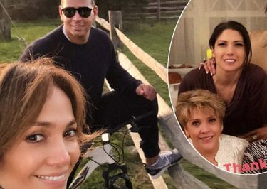 Jennifer LOPEZ Shares Thanksgiving Holiday Photos!