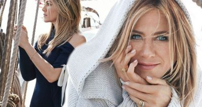 Jennifer Aniston TAKES OFF In a Helicopter With Husband