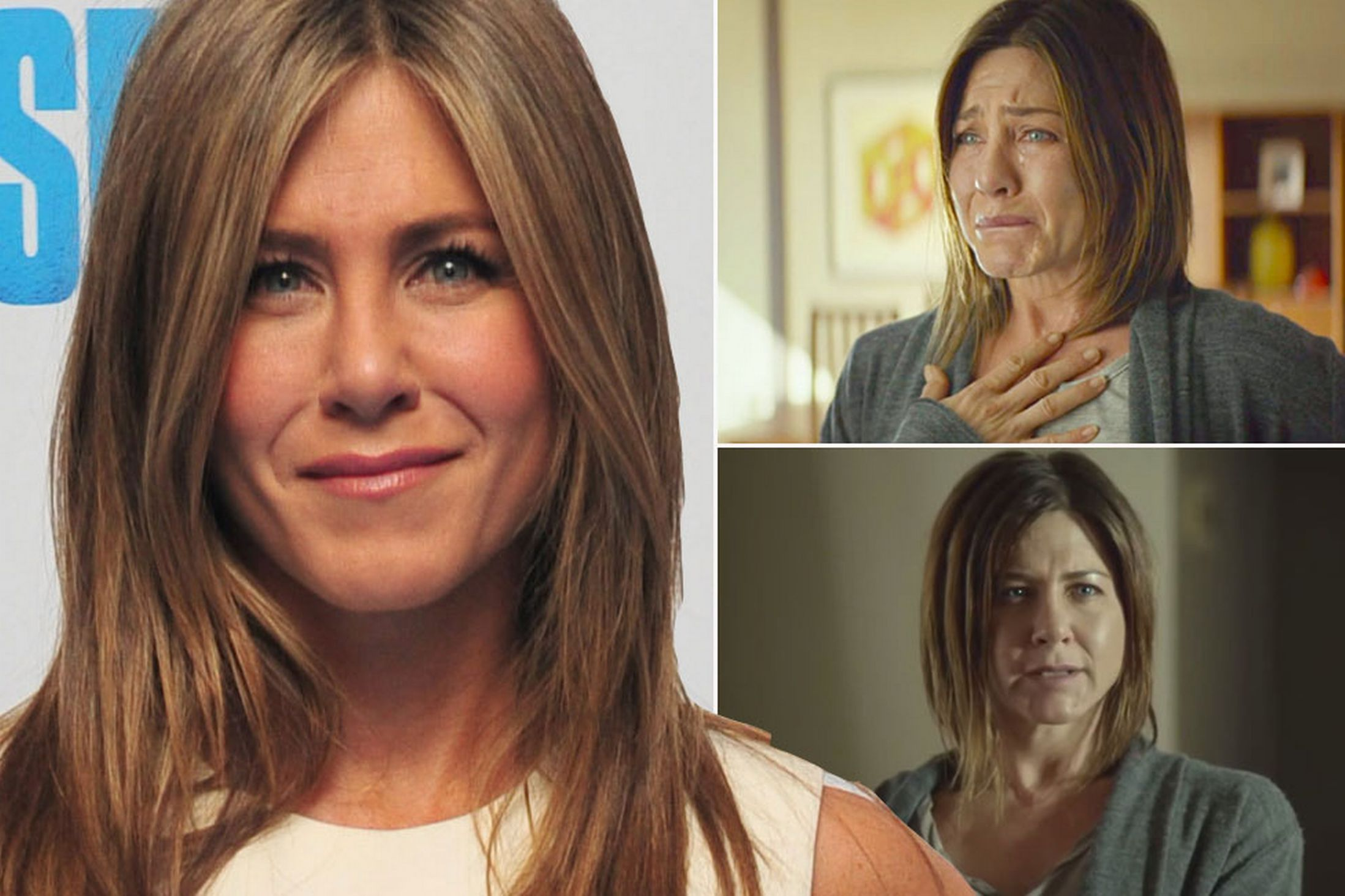 Jennifer Aniston Is ALL ALONE As She Goes Shopping in Paris - The City of LOVE!