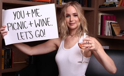 You Can Now Go on a WINE TOUR With Jennifer Lawrence!