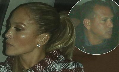 "Alex Rodriguez Calls Jennifer Lopez ""HIS LADY!"""
