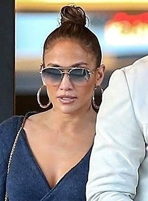 Jennifer Lopez Goes SHOPPING With Alex Rodriguez in Beverly Hills image