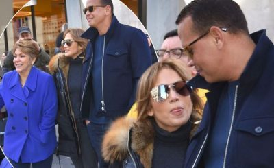 Jennifer Lopez is OBSESSED With ALEX RODRIGUEZ, Doesn't Let Him Out of Sight!