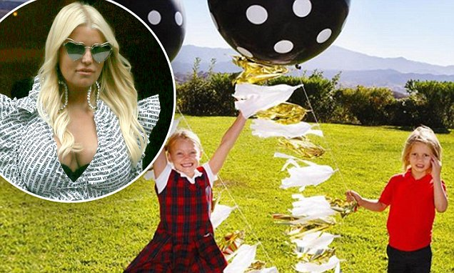 Jessica Simpson Expecting THIRD Baby With Eric Johnson! image