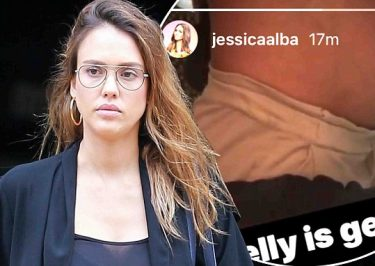 Jessica Alba Says Third Baby Will Be Her LAST!
