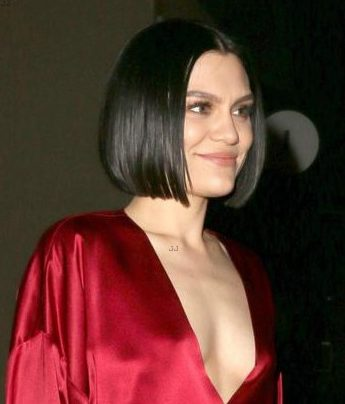 Jessie J Goes Bra-Less on a NIGHT OUT In Los Angeles image
