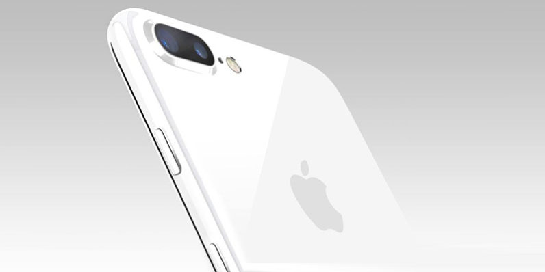 """Apple Release""""White Jet"""" iPhone 7"""