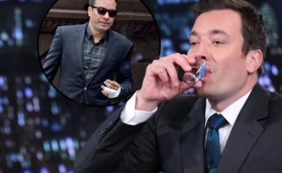 "Jimmy Fallon Got ""Very Drunk"" at a Punk Bar Then Danced to '90s Music From His Phone All Night Long!"