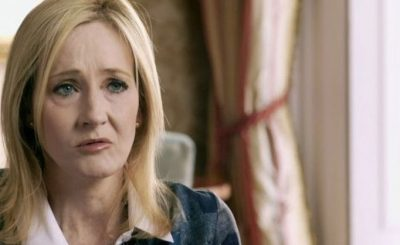 "WRITER'S STRUGGLE: JK Rowling Says That ""She's Learning"" About Writing For Cinema!"