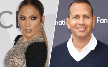 Jennifer Lopez and ALEX RODRIGUEZ Take It Off in the Bahamas!