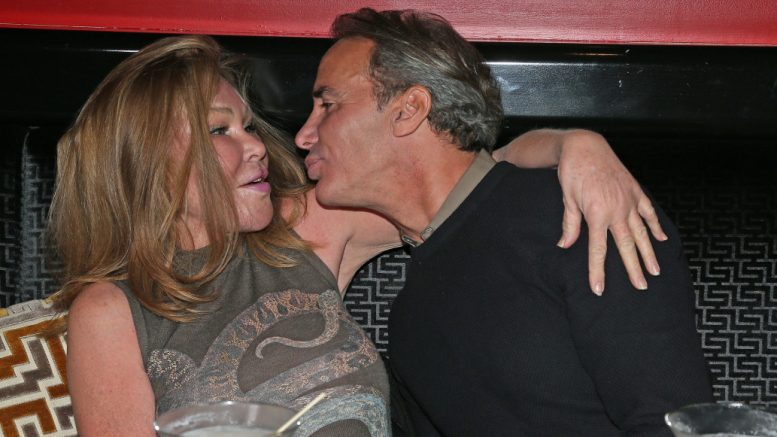 "PURRRRRR: ""Catwoman"" Jocelyn Wildenstein Back on Good Terms With Fashion Designer Boyfriend"