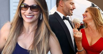 Sofia Vergara and Joe Manganiello: PIZZA SATURDAY NIGHT!