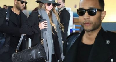 Cab Driver ARRESTED For Stealing John Legend's Luggage!