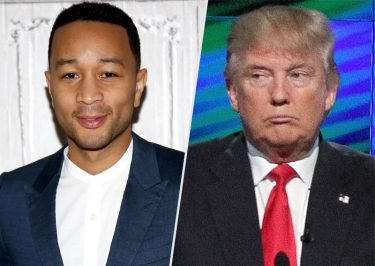 John Legend Destroys Donald Trump's Immigration Ban With AMAZING SAG Awards Speech