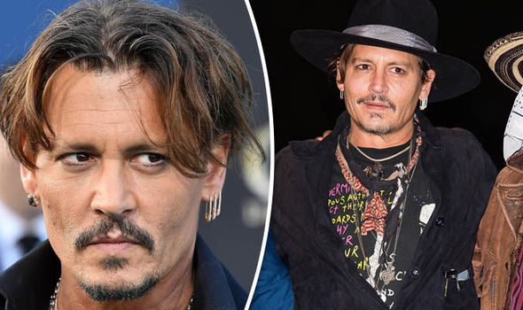 Johnny Depp Sued for Punching Crewmember on Film Set! image