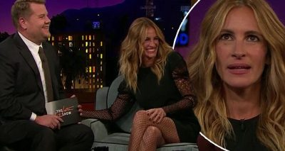 Julia Roberts Re-Enacts All Her Famous Roles!