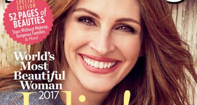 Julia Roberts is People's 'MOST BEAUTIFUL WOMAN' Alive! Do You Agree?