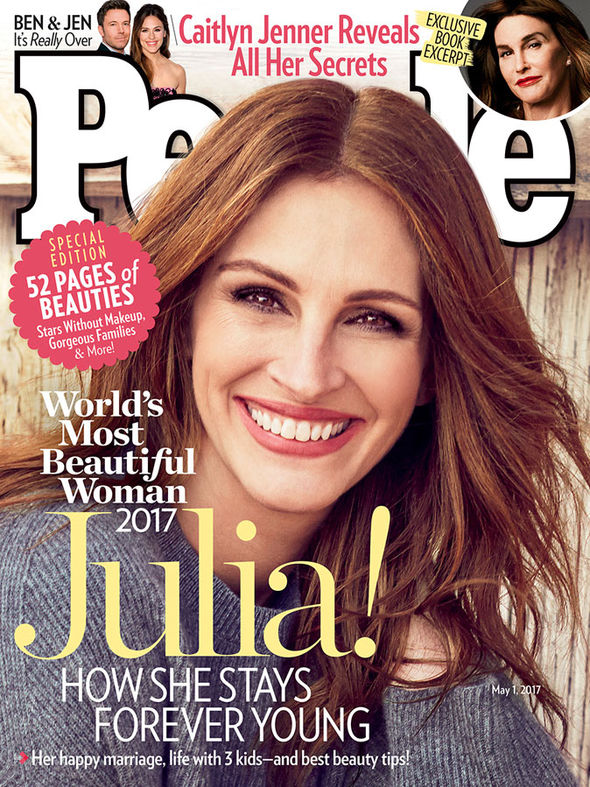 Julia Roberts is People's 'MOST BEAUTIFUL WOMAN' Alive! Do You Agree? image