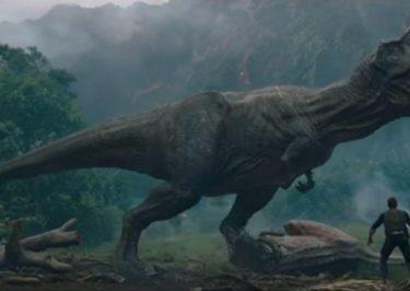 Full Trailer For 'Jurassic World: FALLEN KINGDOM'