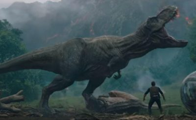 Full Trailer For 'Jurassic World: FALLEN KINGDOM'