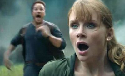 'Jurassic World: FALLEN Kingdom' Teaser