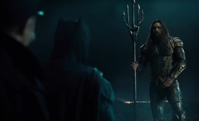 AMAZING 'Justice League' Trailer