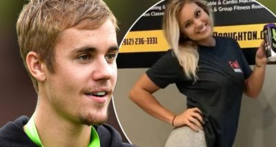 Justin Bieber Asks Gym Girl Shaking Her Hips Out, Finds Out She's TAKEN!