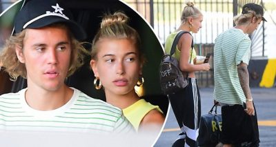 Justin Bieber and Hailey Baldwin Go Shopping and Eating Near the Brooklyn Bridge!