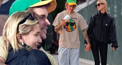 Justin Bieber and Hailey Baldwin Go on a DONUT Date!