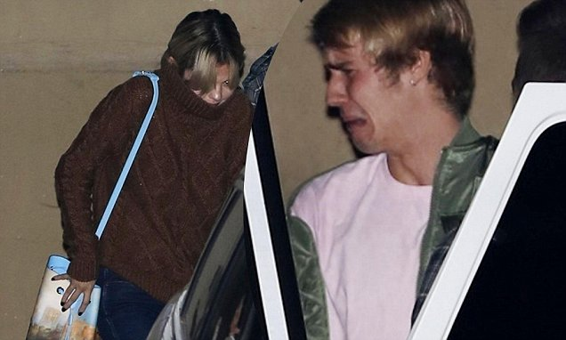 Justin Bieber and Selena GOMEZ Secret Meet-Up After London Trip! image