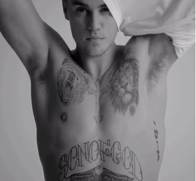 Justin Bieber Designs T-SHIRTS For Hanes