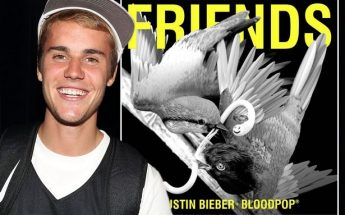 Justin Bieber Releases New Song: FRIENDS! Download & Stream