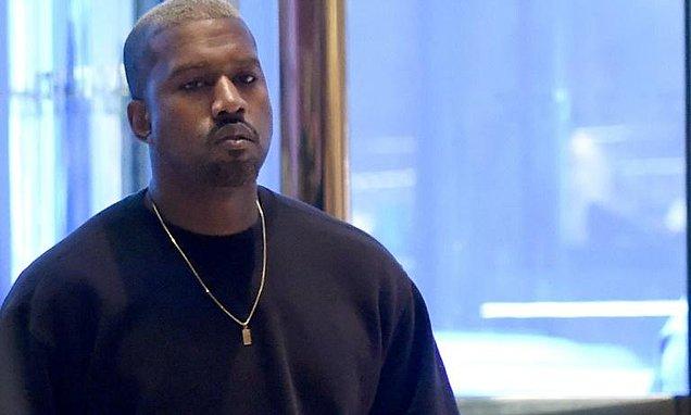 Kanye West Deletes ALL Social Media! image