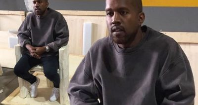 LOOKING GOOD??? Kanye West EMERGES After Psychiatric Hospitalization With Blonde Hair!