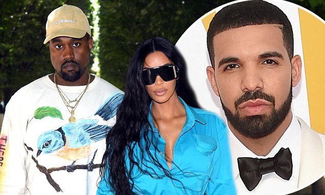NOBODY CARES: Kanye West Issues Drake With a Public Apology! image