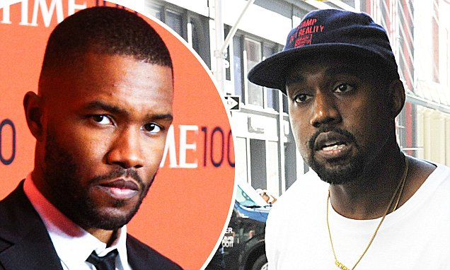 Kanye West Vows to Boycott Grammys if Frank Ocean Isn't Nominated image