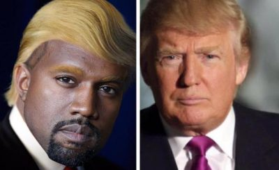 Kanye West ADMITS To Voting For Donald Trump!