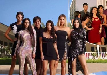 'Keeping Up With the Kardashians' 10th Anniversary Promo THROWS IT BACK!