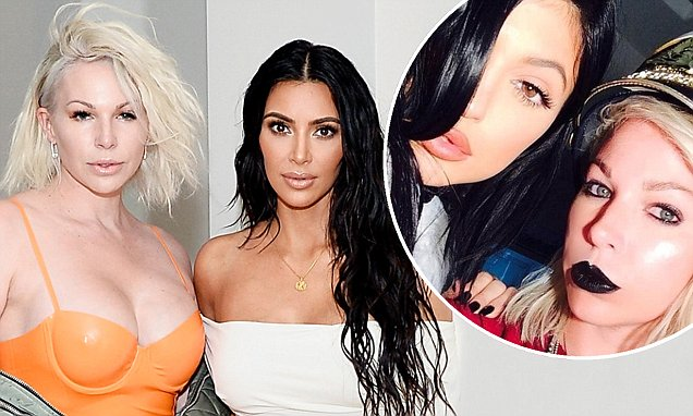 Kardashians Former Makeup Artist Says She Was NEVER Fired! image