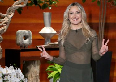 Kate Hudson Talks Dating Apps on ELLEN