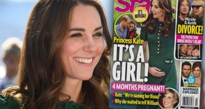 PALACE EXCLUSIVE: Kate Middleton is PREGNANT and It's a GIRL!